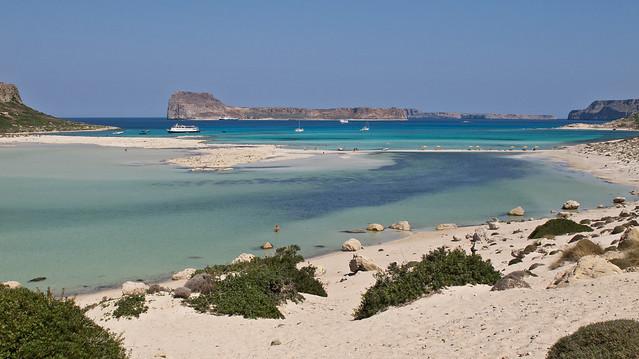 Gramvousa islands, Crete