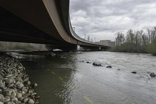 Flood walk 2006