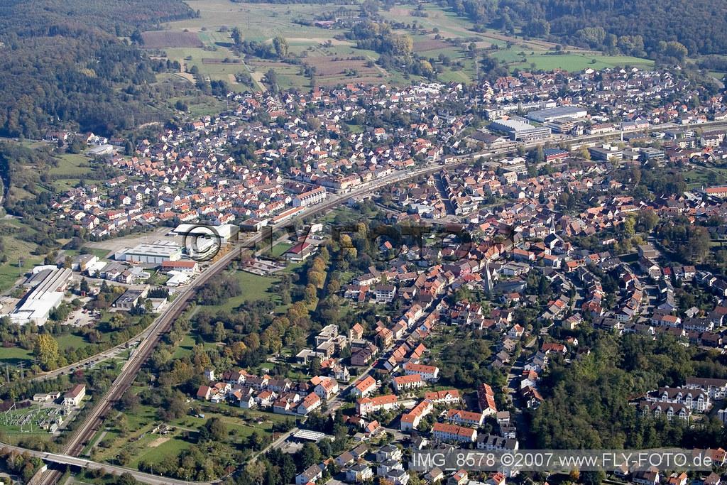 Wetter Pfinztal Berghausen
