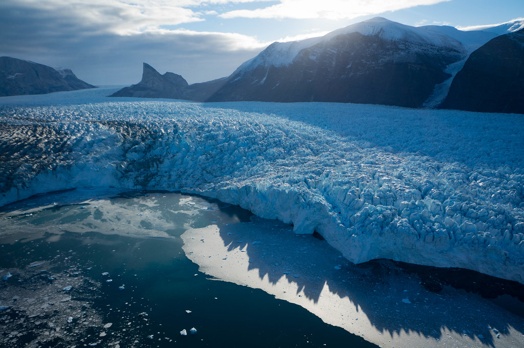 NASA-funded study says glacier shape matters and influences vulnerability to melting