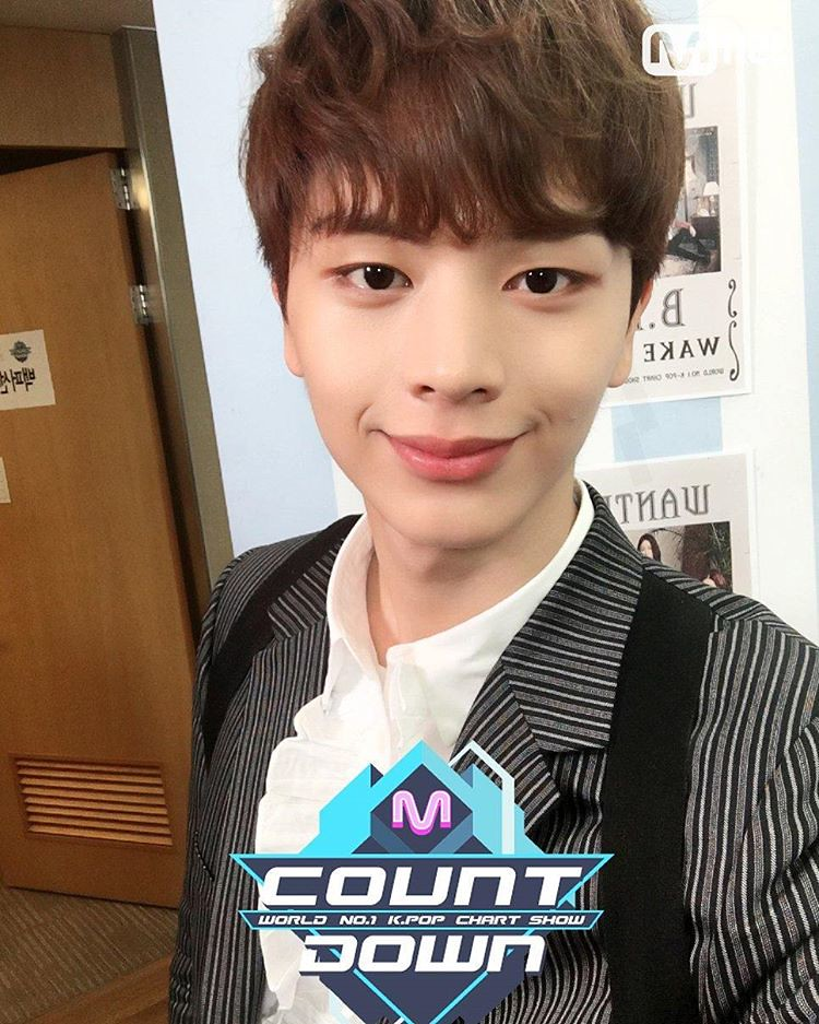 170309 MNET M! COUNTDOWN OFFICIAL TWITTER UPDATE WITH BTOB