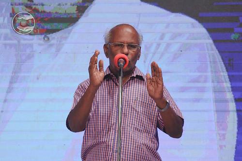 Dakshinamurty from Chennai, expresses his views