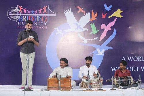 Devotional song by Ankur Uppal from Delhi