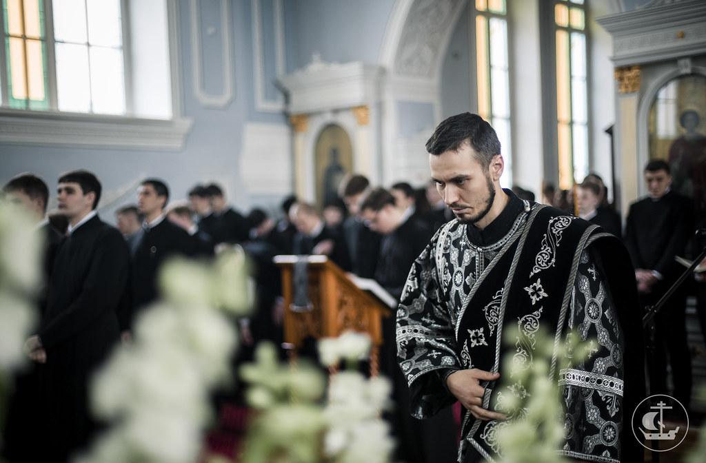14 апреля 2017, Утреня Великой Субботы / 14 April 2017, Matins of Holy Saturday