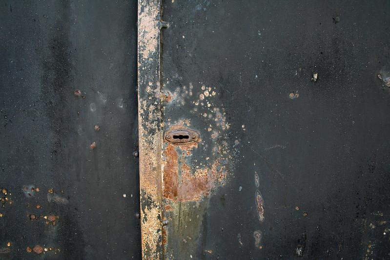 84 Rusty Color Metal texture - 36 # texturepalace