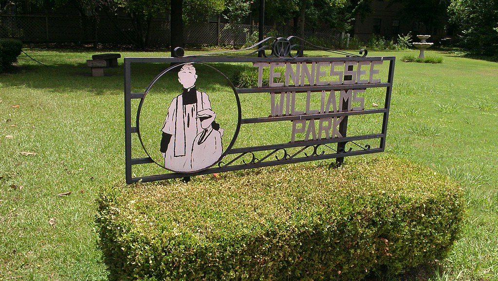 Tennessee Williams Park, Clarksdale, MS