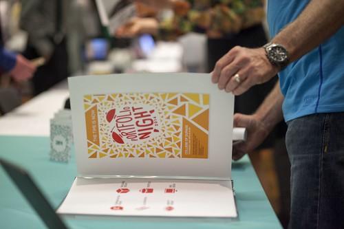 Graphic Design Portfolio Night at COD 28 | by COD Newsroom