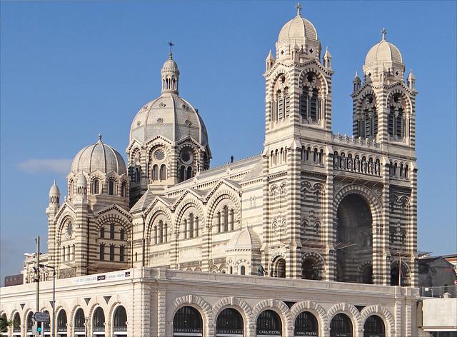 La cathédrale de la Major (Marseille)