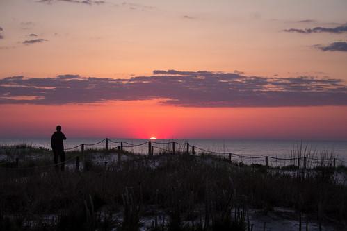 Sunrise, Sussex Shores, Delaware | by Jake Slagle