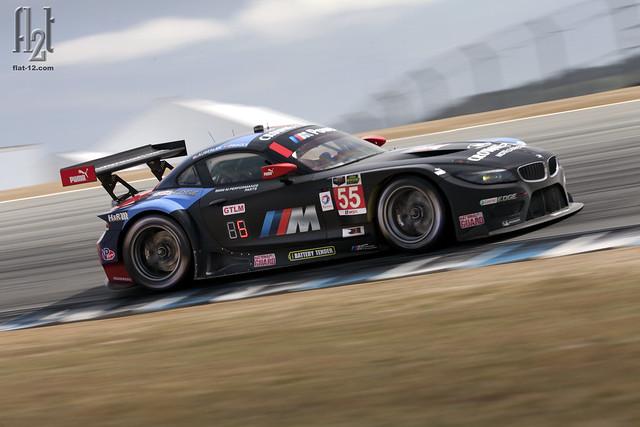 Andy Priaulx, BMW Z4 GTE