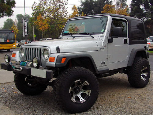 Jeep Wrangler Sport 4.0 Trail Rated 2006 | by RL GNZLZ