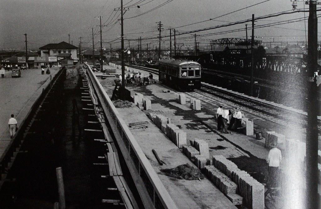 大阪市電梅田善源寺町線