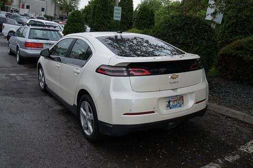 2013 Chevrolet Volt Photo
