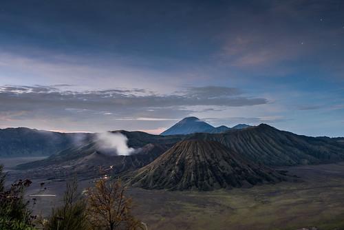 night sunrise indonesia volcano java nikon long exposure mt cloudy bromo cemoro d600 lawang