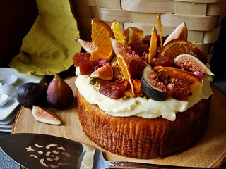 Persian Orange Torte | by ComeUndone