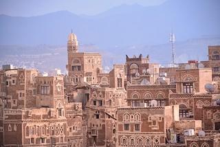 Sana'a, Yemen | by Rod Waddington
