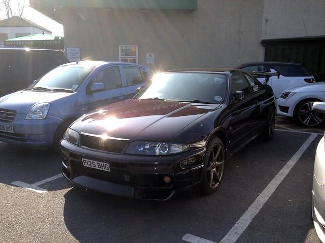 1997 Nissan Skyline GT-R