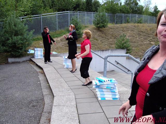 19-07-2009    Aan komst & Vlaggenparade (21)