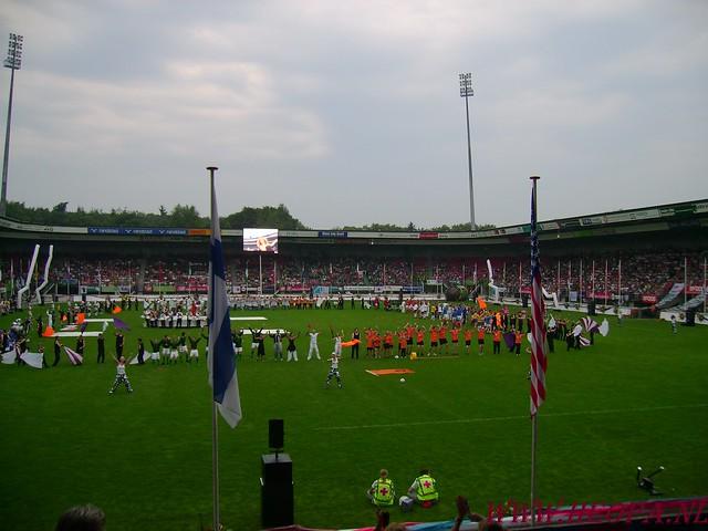 2007-07-16 Startbewijs op halen en vlaggen parade. (80)