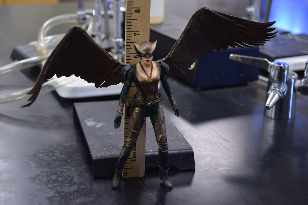 DC Collectibles DCTV Hawkgirl Legends of Tomorrow Action Figure New