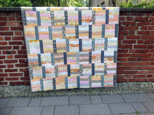 Bee Germany Quilt 2016