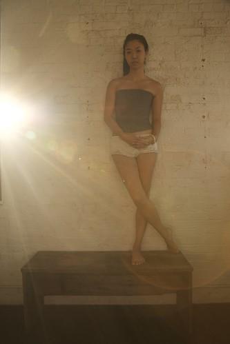 Beau-rhee-performace-artist-ballerina-brooklyn-nyc-photo-brett-casper | by Brett Casper