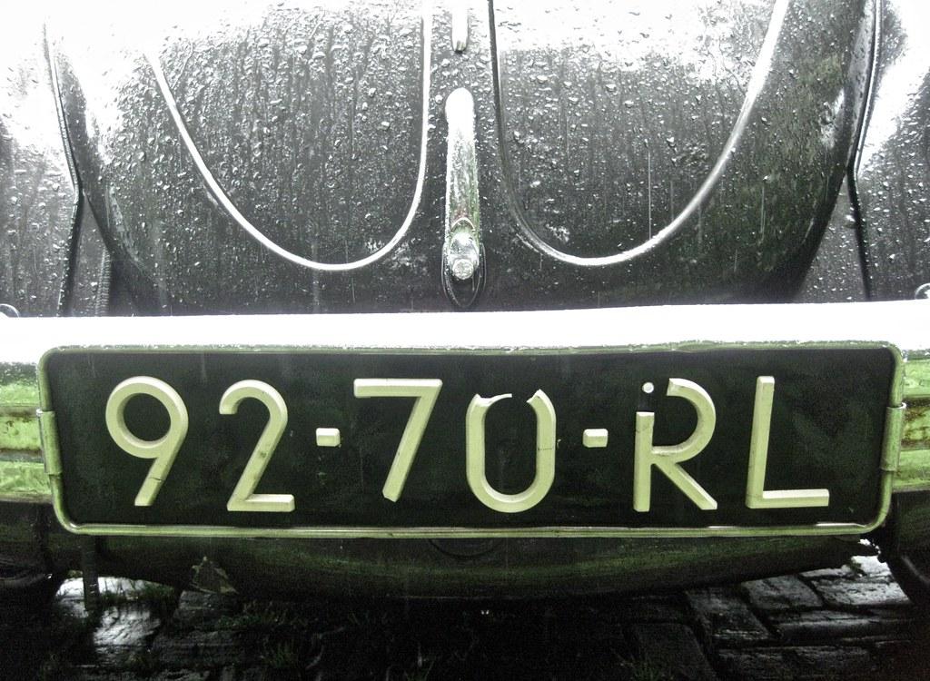 92-70-RL VOLKSWAGEN 1300 Käfer Typ 113021 1971