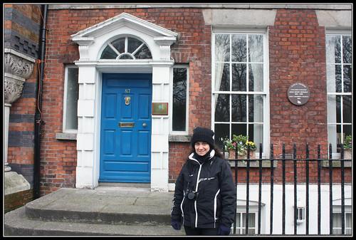Dublin. Puertas de Colores   by patryps83