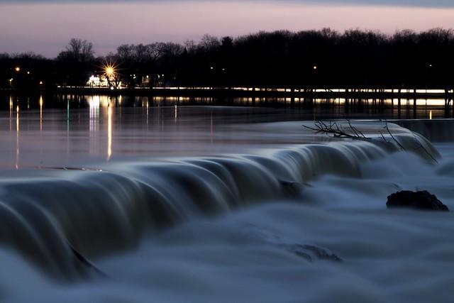 Lowell Waterfall