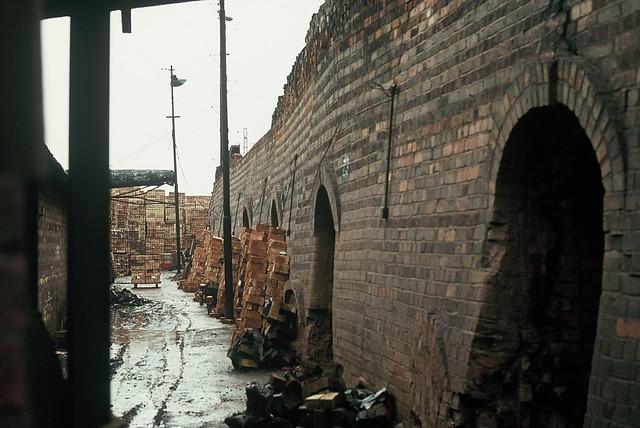 Last Working Kiln, Crowle Brickworks