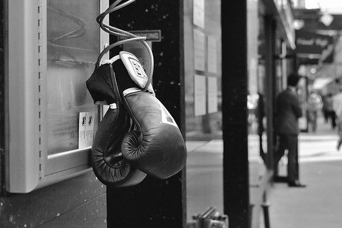 Boxing gloves | by PeS-Photo