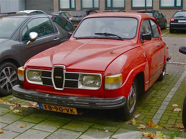 1979 SAAB 96L V4