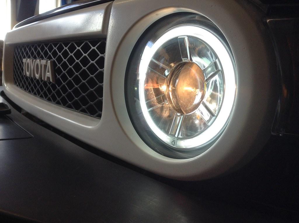 FJ Cruiser Lighting Upgrade - Toyota Cruisers & Trucks