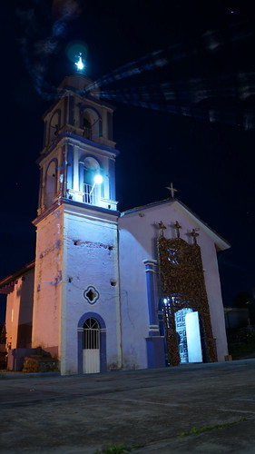 Video Mapping III Catedral de Puebla. México