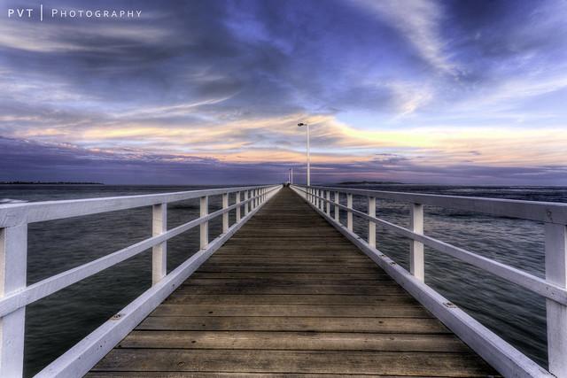 Point Lonsdale Beach Pier