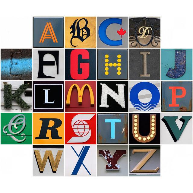 Alphabet 47