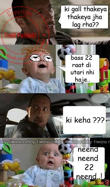 rock-and-kid-funny-punjabi-facebook-troll-picture | hahahhah
