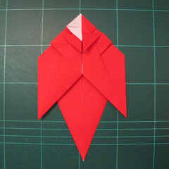 การพับกระดาษเป็นรูปสัตว์ประหลาดก็อตซิล่า (Origami Gozzila) 028