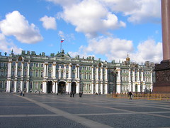 Winter Palace, The State Hermitage Museum, St Petersburg