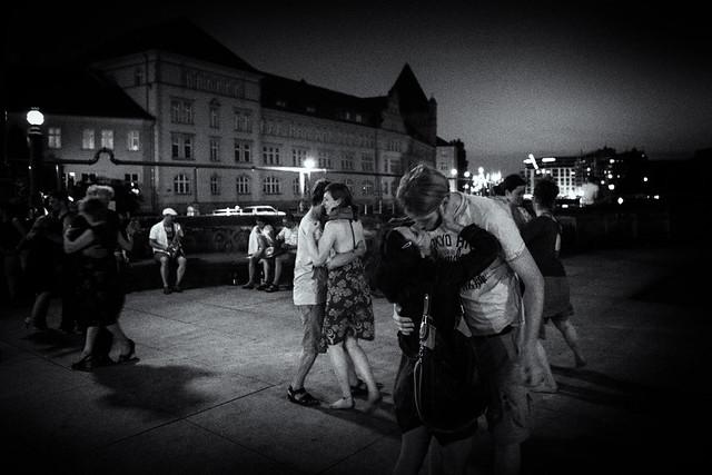 Berlin is dancing