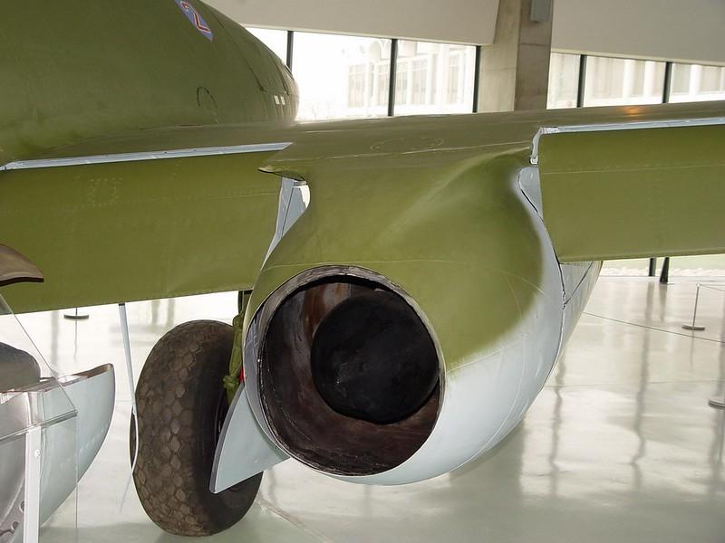 Messerschmitt Me 262A 2
