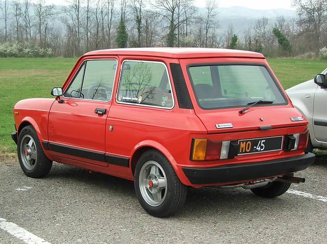 Autobianchi A112 Abarth - 1979