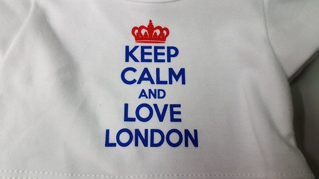 Keep Calm and Love London, Build-A-Bear, Hamleys Store, Regent Street, Soho, London