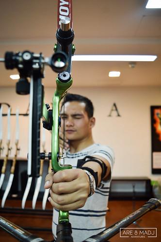 Kodanda Archery Range Eastwood | by Are & Madj Adventures