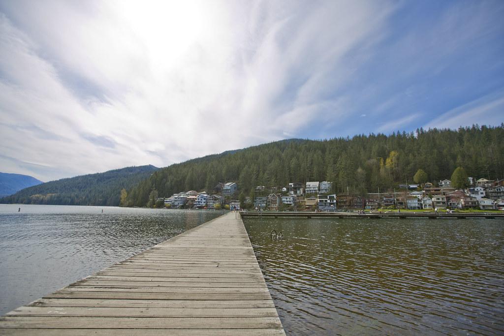 Cultus Lake Park - GoToVan