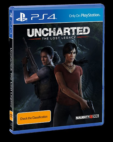 PS4_Uncharted_TLL_3D_ANZ | by PlayStation Europe