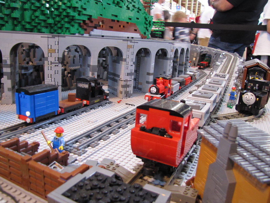 The Island of Sodor 2017 | Another great view of the quarry