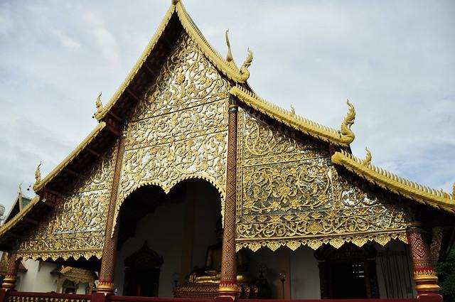 wat chiang man-chiang mai-tailandia