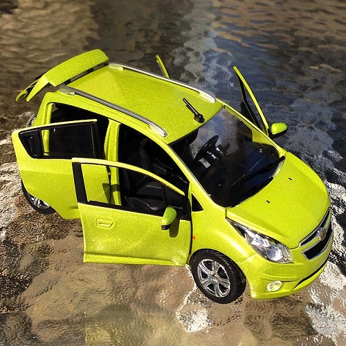Chevrolet Spark - Norscot 1/24