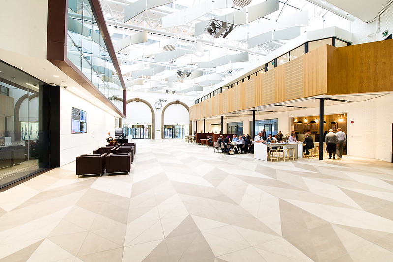 FitOut of Workplace - Exchange Station - Northern Winner